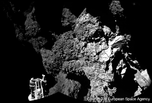 Welcome to Comet 67P/C-G