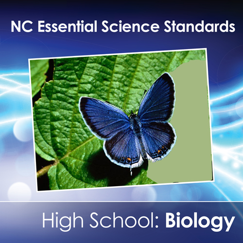 NC Essential Science Standards: Biology