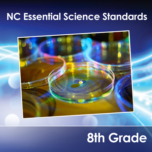 NC Essential Science Standards: 8th Grade