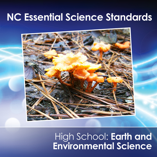 NC Essential Science Standards: Earth & Environmental Science
