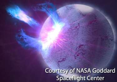 Gamma Rays from Magnetar Burst