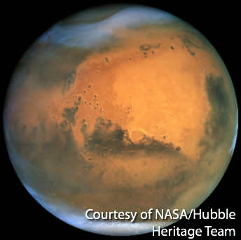 Traveling To Mars Could Be Perilous